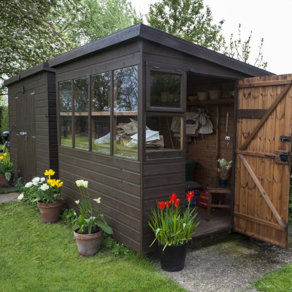 Abri De Jardin Toit Plat 5 Idees D Abris Design Et Modernes
