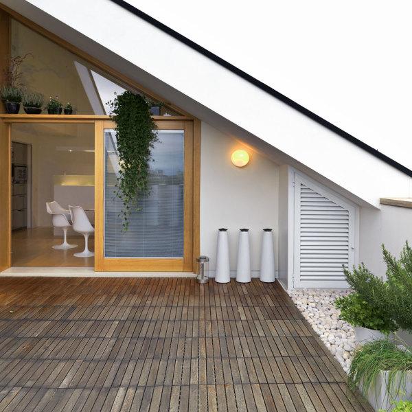 terrasse en b ton d coratif quel prix pour quels avantages. Black Bedroom Furniture Sets. Home Design Ideas