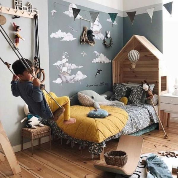 Chambre d\'enfant : 6 idées déco pour la rentrée