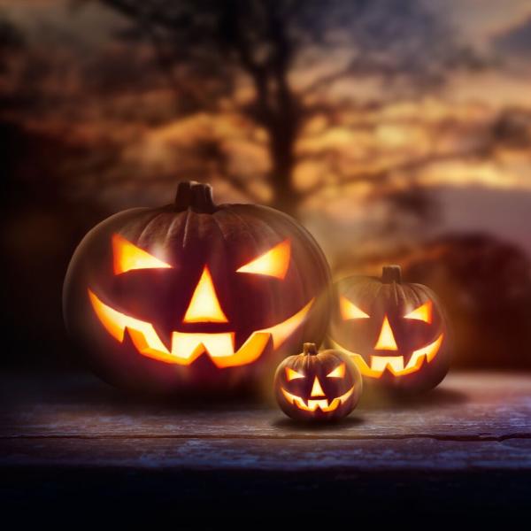Deco Halloween 24 Idees Terrifiantes Reperees Sur Pinterest