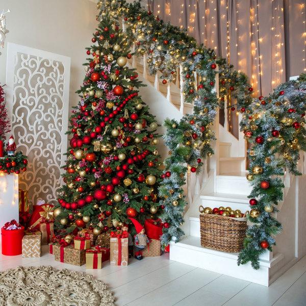 Déco de Noël  5 idées inspirantes pour votre intérieur