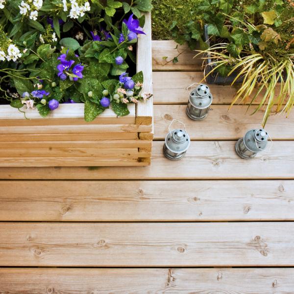Terrasse En Bois Glissante Comment La Rendre Antidérapante
