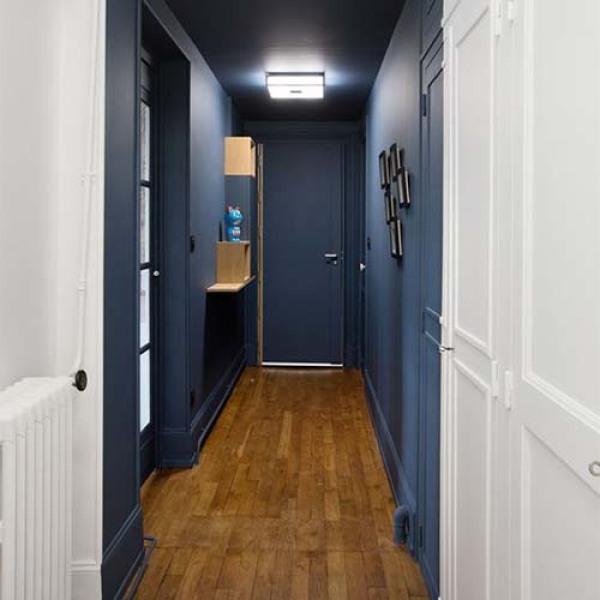 Peinture Couloir 5 Idees De Couleurs Pour Egayer Un Couloir