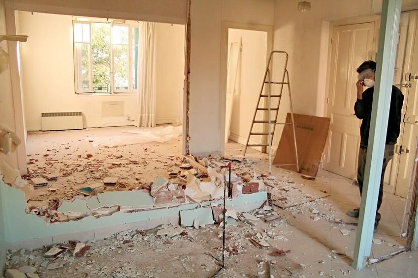 Devis d molition gratuits - Faire des travaux dans une maison ...