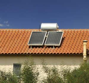 chauffer l 39 eau sanitaire avec le solaire habitatpresto. Black Bedroom Furniture Sets. Home Design Ideas