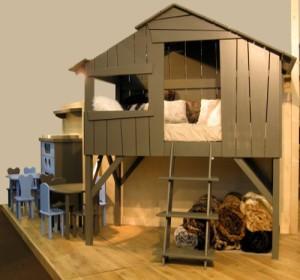 Bien Choisir Un Lit Cabane Pour Enfant Habitatpresto - Lit cabane pour garcon