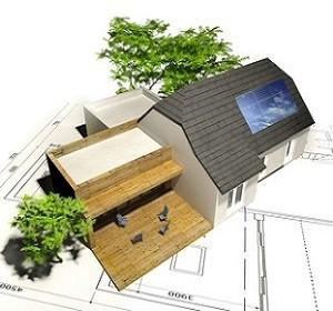 agrandissement permis ou simple d claration pr alable habitatpresto. Black Bedroom Furniture Sets. Home Design Ideas