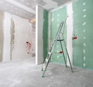 rénovation intérieure : murs, sols, plafonds | habitatpresto - Renover Un Mur Interieur
