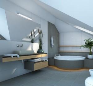 Tendance bois pour la salle de bain | Habitatpresto