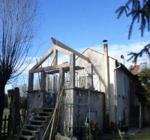 e3d99e14aad56c Chantier   extension de maison à Toulouse !