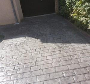 chantier du mois | habitatpresto - Comment Faire Une Dalle De Beton Pour Garage