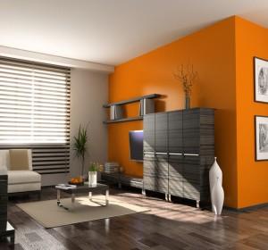 Carrelage mural de salle de bain tout pour bien le for Peinture carrelage orange