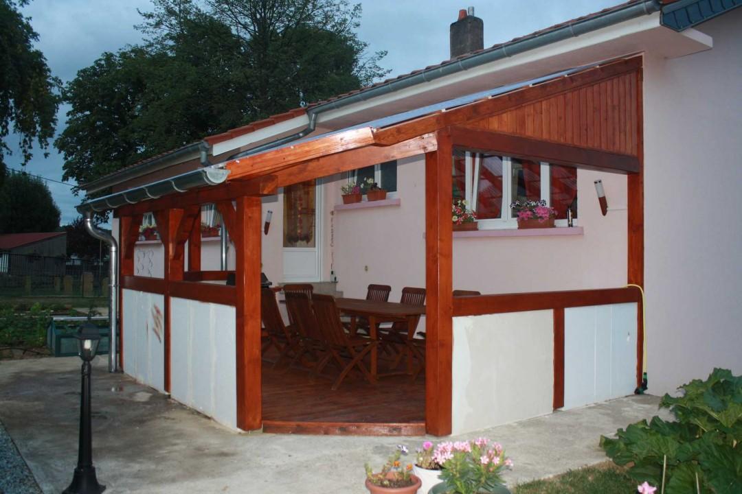 Isol toit avis cheap isolation par soufflage with isol - Isolation toit cabane jardin perpignan ...