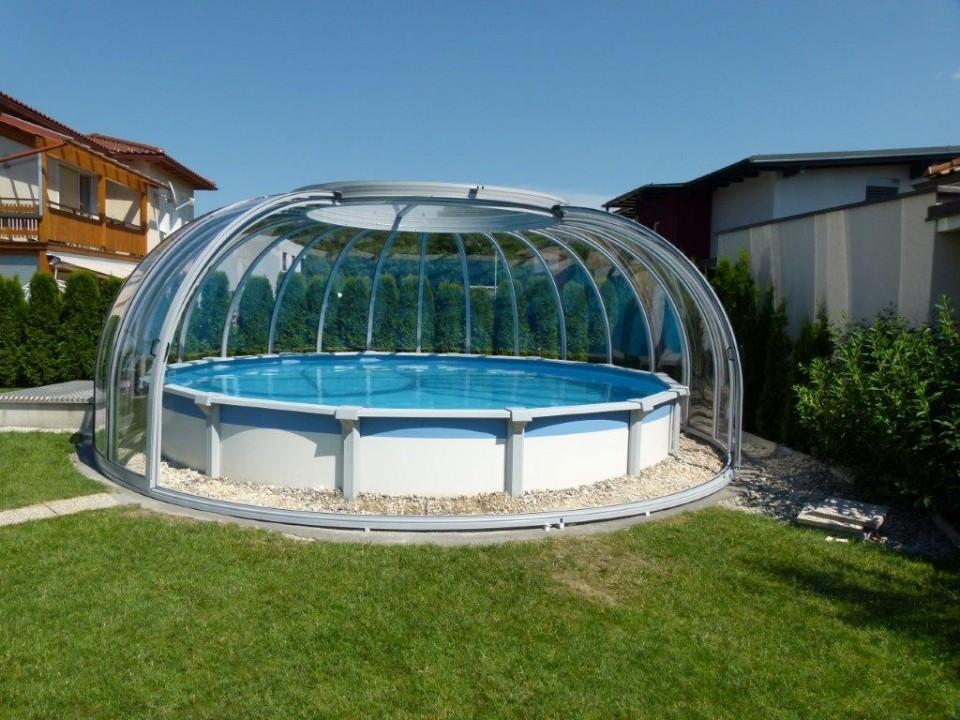 abri piscine veauche