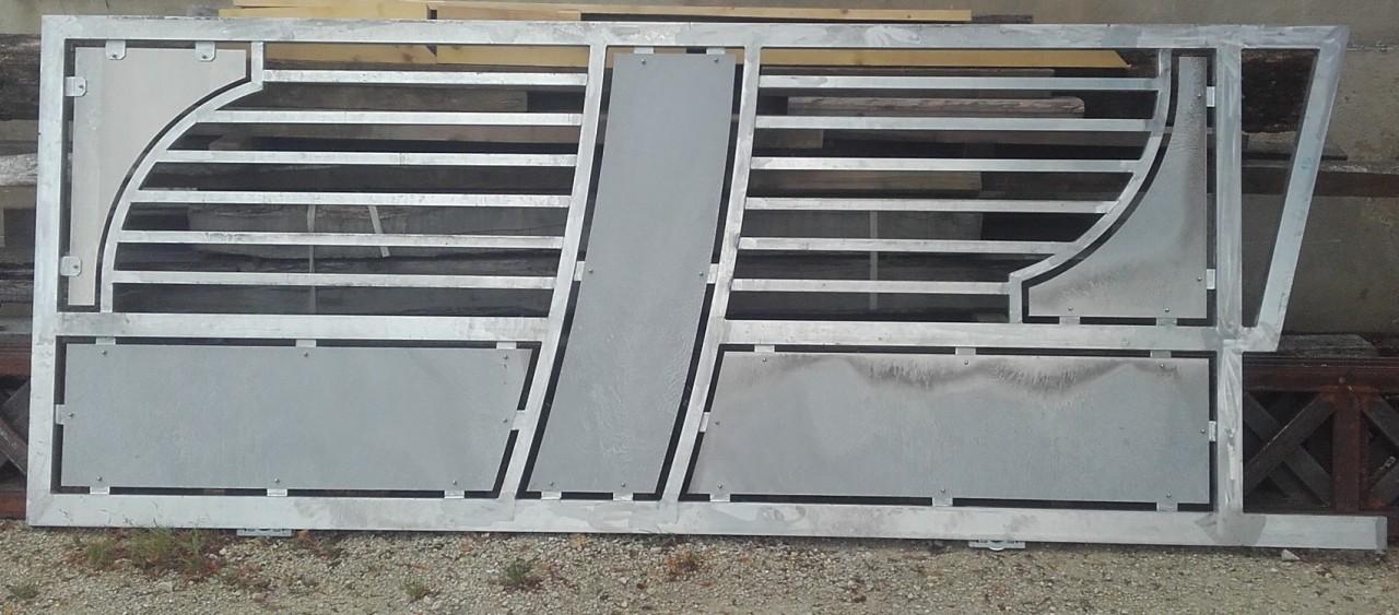 Bois fer service menuisier les croutes habitatpresto for Peindre aluminium exterieur